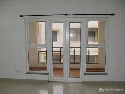 Plastové dveře interiér