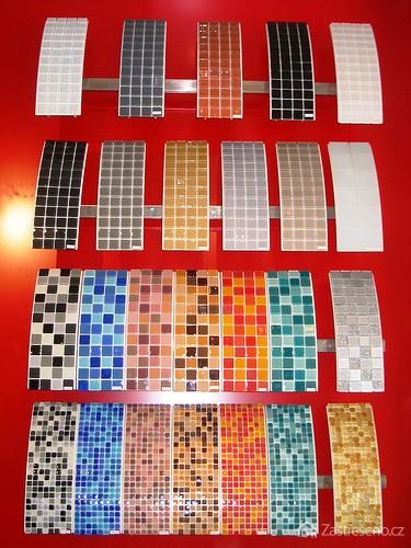 Mozaikové dlaždice
