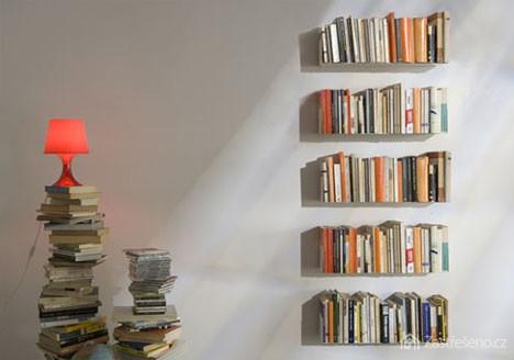 Neviditelna polica na knihy
